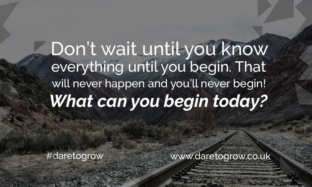 Quote - start today