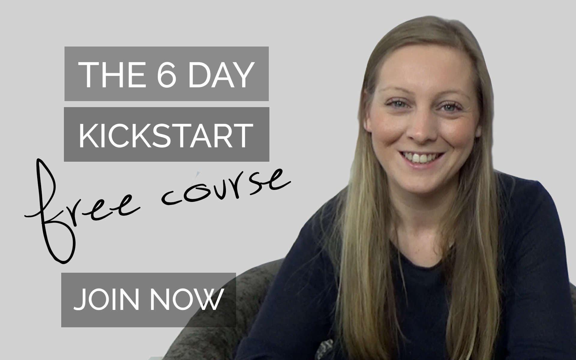 Free online coaching course: how to change your life