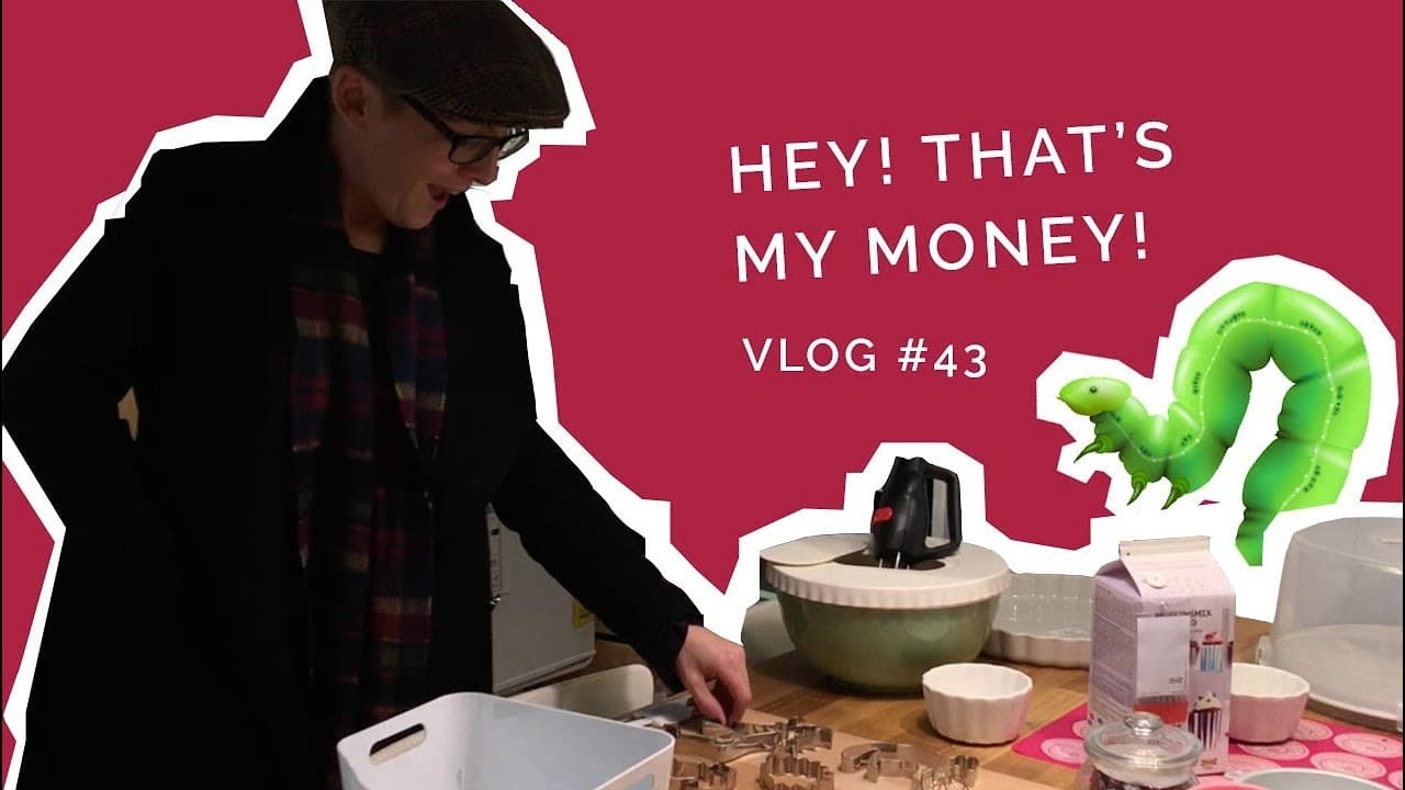 Vlog how to get out of debt