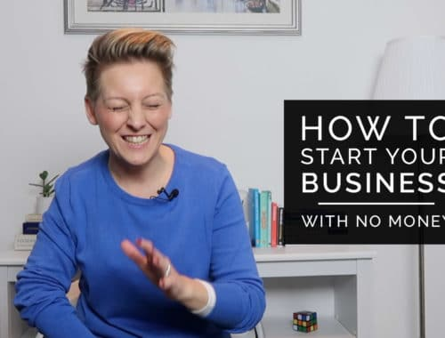 How to launch your business with no money