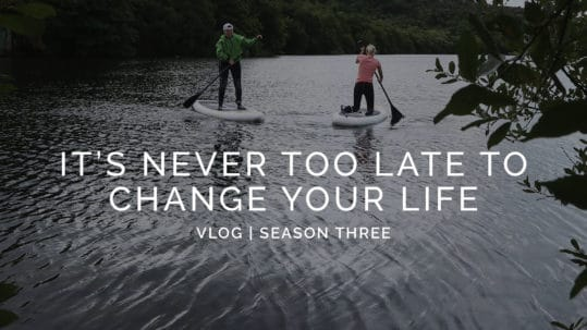 Never too late to change your life