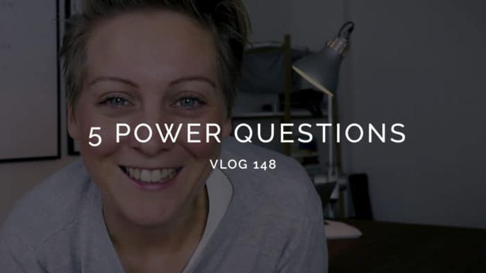 5 power COACHING questions