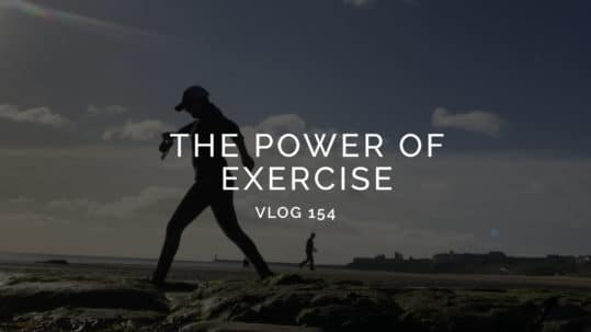 Power of exercise