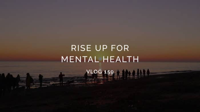 Rise up for mental health