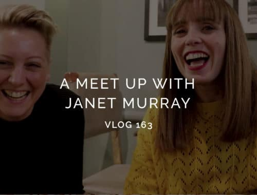 163 - JANET MURRAY - VLOG COVER