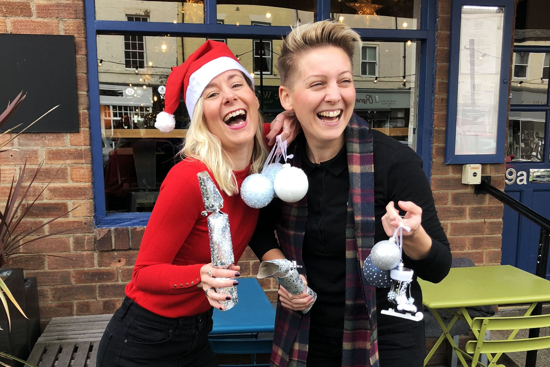 Christmas party Tynemouth 2018