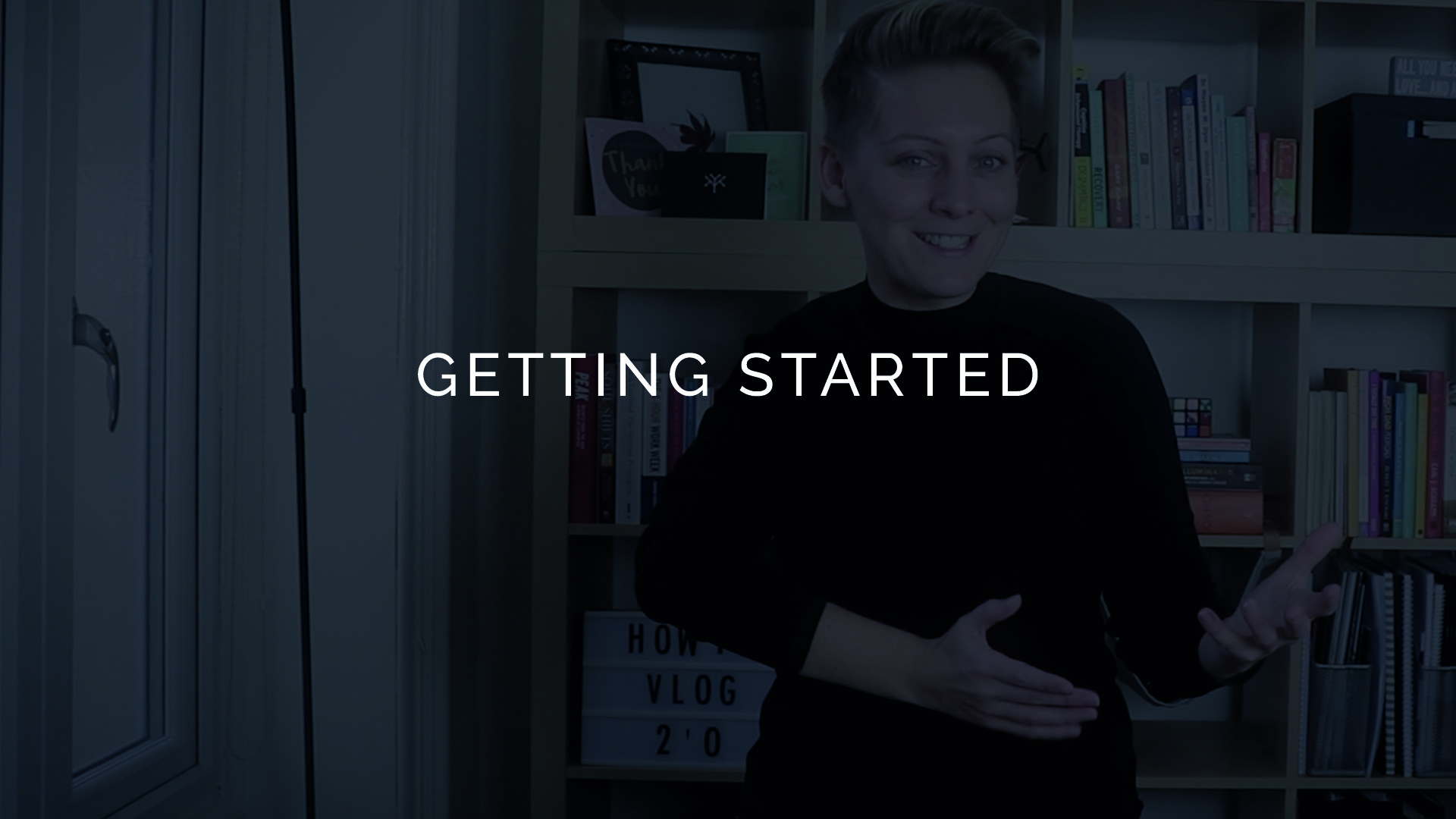 Getting started as a vlogger