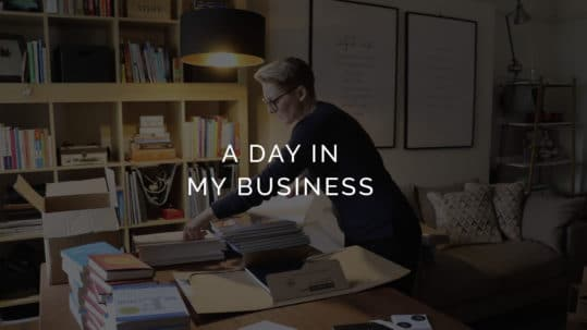 day in business