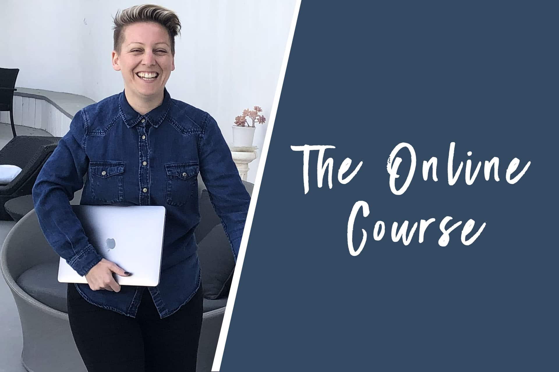 The online course