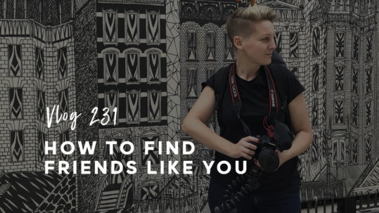 231 How to make friends
