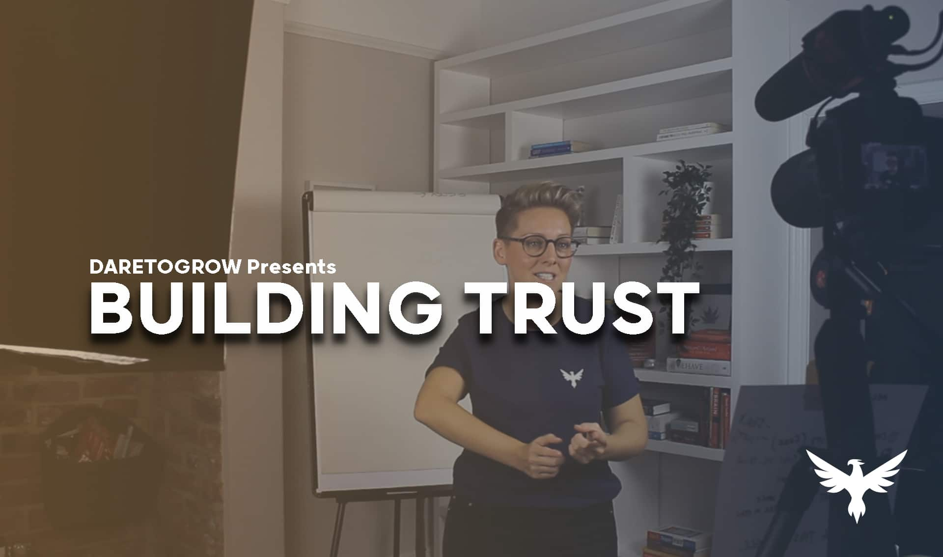 Building trust in your online business