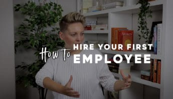 How to hire your first employee