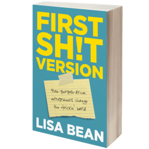 First Sh!t Version Book Cover Sm