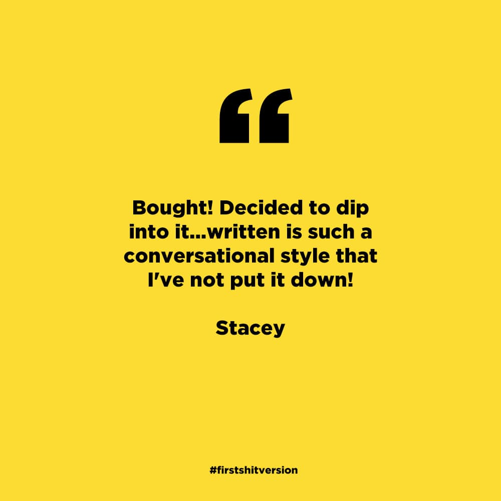 Stacey Quote