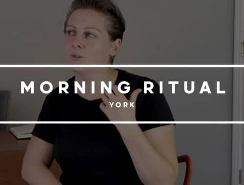 Change your life morning ritual